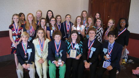 Award Winners for States
