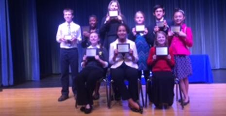 BCMS FBLA Places at Regionals!